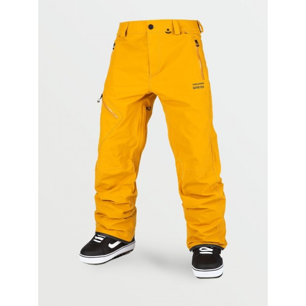 Volcom L Gore-tex resin gold 2021 pantalón de snowboard