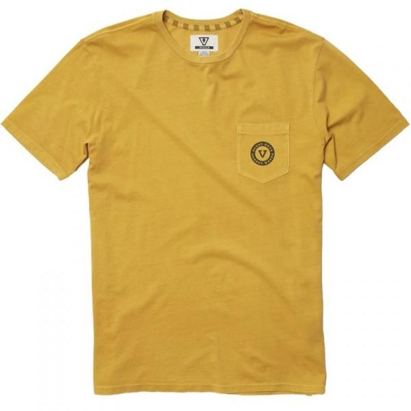 Vissla Rootsy gold 2021 camiseta