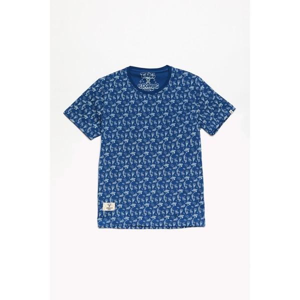 Tiwel Sandwich dark blue 2021 camiseta