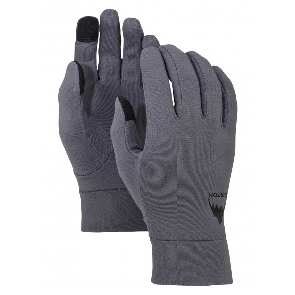 burton screen grab liner faded 2018 guantes de snowboard