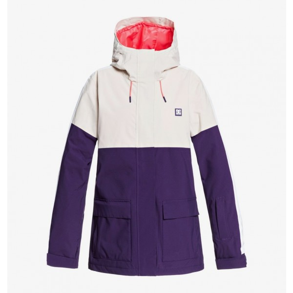 Dc Cruiser gery morn sfm 2021 chaqueta de snowboard de mujer