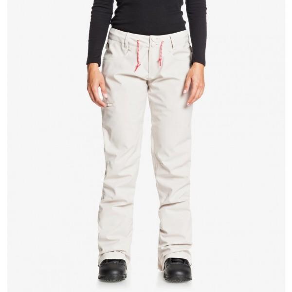 Dc Viva gray morn sfm 2021 pantalón de snowboard de mujer