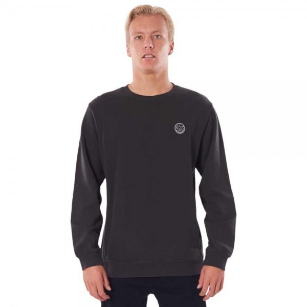 Rip Curl Original surfers black 2021 sudadera