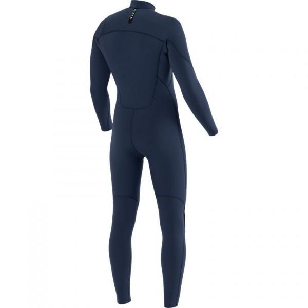 Vissla 7 seas full chest zip strong blue 2020 neopreno