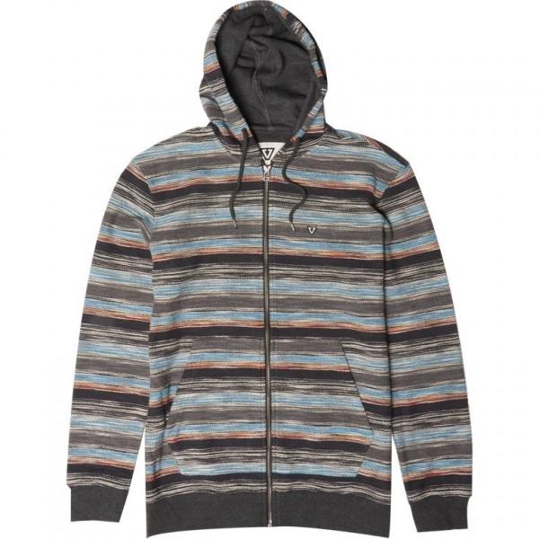 Vissla Sultans zip hoodie phantom 2021 sudadera