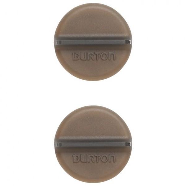 Burton Mini Scraper traslucent black pad