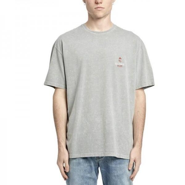 Globe Vamp acid blue 2021 camiseta