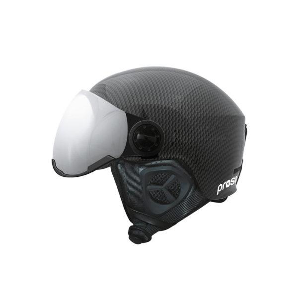 Prosurf Visor Carbon mat black 2021 casco de snowboard y skate