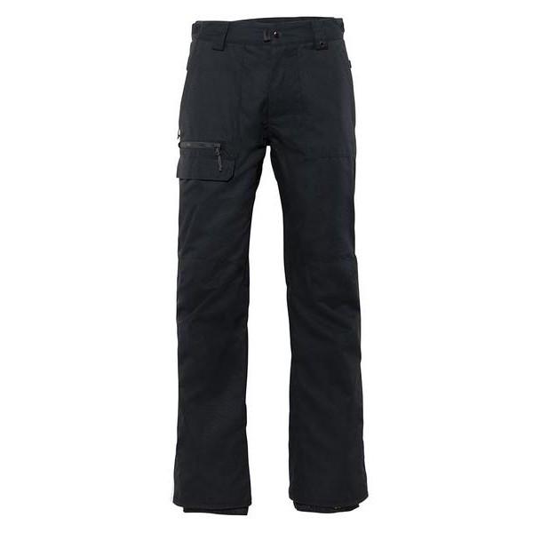 686 Vice shell black 2021 pantalón de snowboard