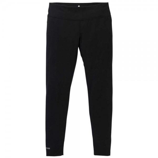 Burton midweight black 2020 pantalón térmico de snowboard de mujer